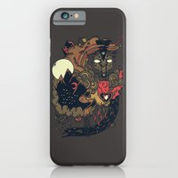 iPhone & iPod Case featuring Leader of the Pack by Hector Mansilla