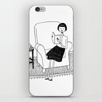 I'll Get By As Long As I… iPhone & iPod Skin