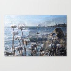 BODEGA BAY Canvas Print