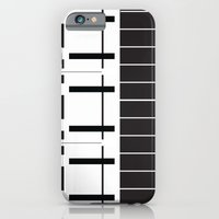 iPhone & iPod Case featuring Line Study no. 4 by Mariah Williams