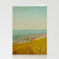 The Last Days Of Summer Stationery Cards
