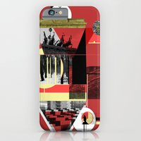 iPhone & iPod Case featuring Berlin. by Grant Pearce