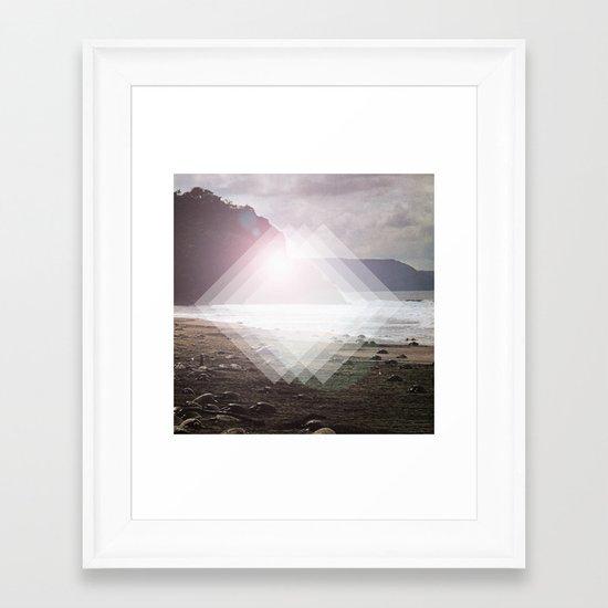 The Coming Framed Art Print