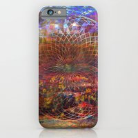 iPhone & iPod Case featuring Rainbow Web Pt.2 by alleira photography