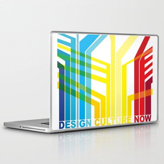 Design Culture Laptop & iPad Skin