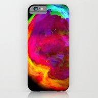 Gas Earth iPhone 6 Slim Case