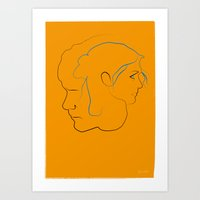 Eternal Sunshine Of The … Art Print