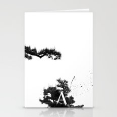 hisomu A. Stationery Cards