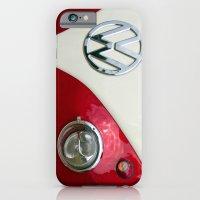 VW T2 Split Screen iPhone 6 Slim Case