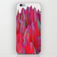 Cristal Mountain  iPhone & iPod Skin