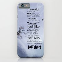 iPhone & iPod Case featuring Wonder by Daniella Gallistl