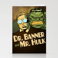 A Banner Year Stationery Cards