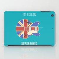 Supersonic iPad Case