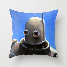 GR-1 Throw Pillow