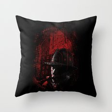 The Target Throw Pillow