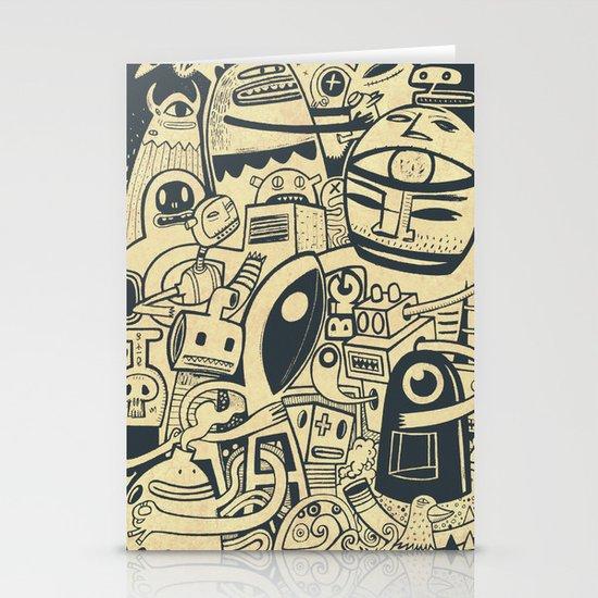 Big Stationery Card