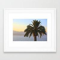 Corsica Framed Art Print