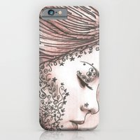 Flower Face  iPhone 6 Slim Case