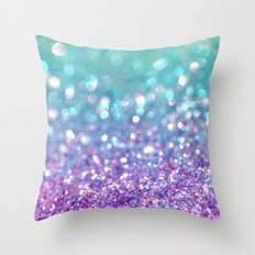 Tango Frost Throw Pillow