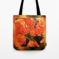 Floral Compositions in the Sunshine Tote Bag