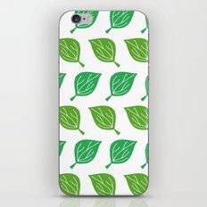 LEAFY iPhone & iPod Skin