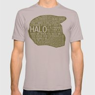 T-shirt featuring Halo Typography by Kody Christian