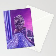 Here I Stand In The Light Of Day Stationery Cards