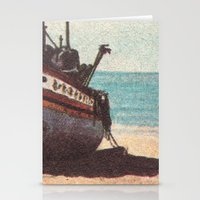 Shore Leave Stationery Cards