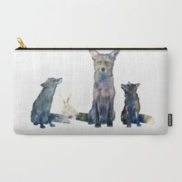 Carry-All Pouch - ramdom bunny - franciscomffonseca