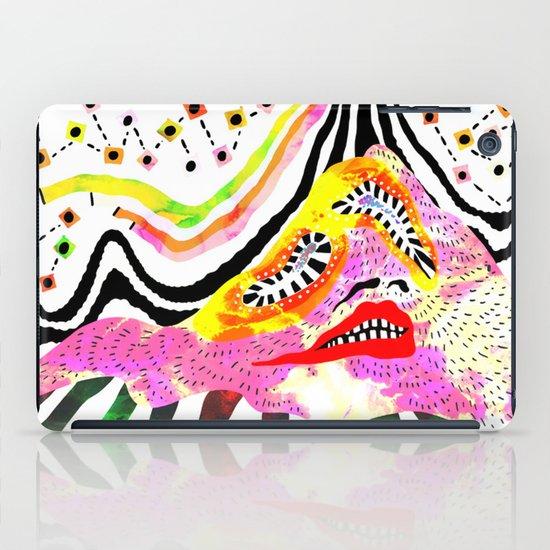 """Melophobia"" by Steven Fiche iPad Case"