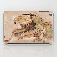 Mechanical Reincarnation iPad Case