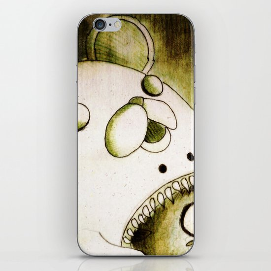 OrsoMariaPesce iPhone & iPod Skin