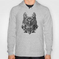 Century Owl Hoody
