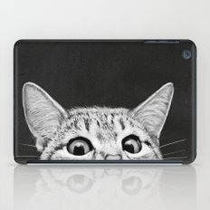 You asleep yet? iPad Case