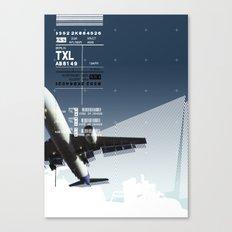 TXL Canvas Print