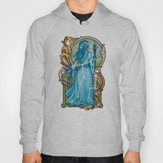 Virgo, the Maiden Goddess Hoody