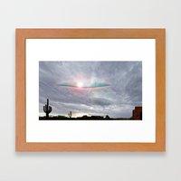 Arizona Intergallactic H… Framed Art Print
