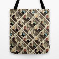 Cubicles Tote Bag