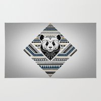 Indian Panda Rug
