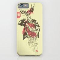 Yo! Deer Music Man iPhone 6 Slim Case