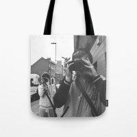 I'm Watching You. Tote Bag