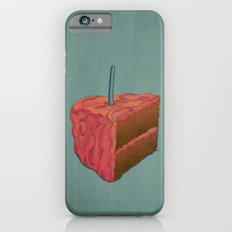 Happy Birthday (Pink)  iPhone 6 Slim Case