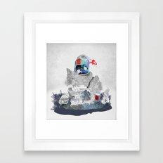 OHNZ - R13/1 Framed Art Print