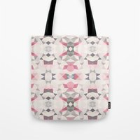 Fairy Petal Tribal Tote Bag
