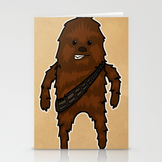 Chewy Stationery Card