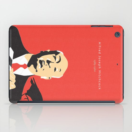 Hitchcock iPad Case