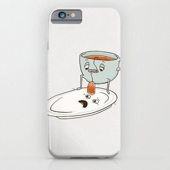 Tea Baggin' iPhone & iPod Case