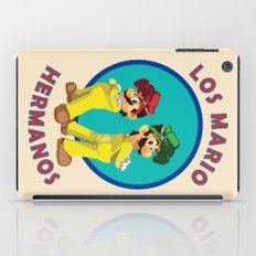 Los Mario Hermanos iPad Case