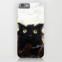 iPhone & iPod Case featuring Calypso by Lost In Mechanics - Tina Leon