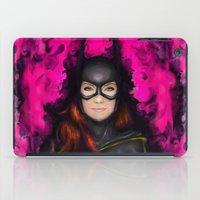 Bat of Stone iPad Case